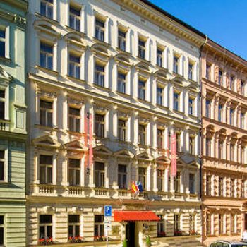 City praha 5 prague accommodation hotels in praha for Hotel mala strana prague